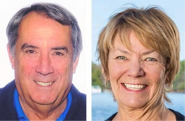 Stephen Brown & Susan Mottershead Brown